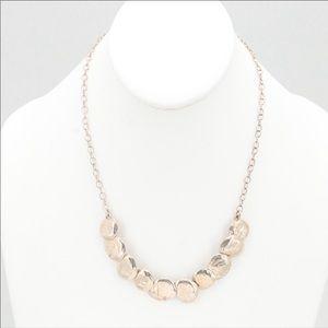 Silipada sterling silver necklace.
